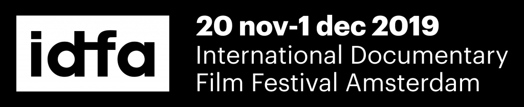 IDFA 20 november - 1 december 2019 International Documentary Film Festival Amsterdam